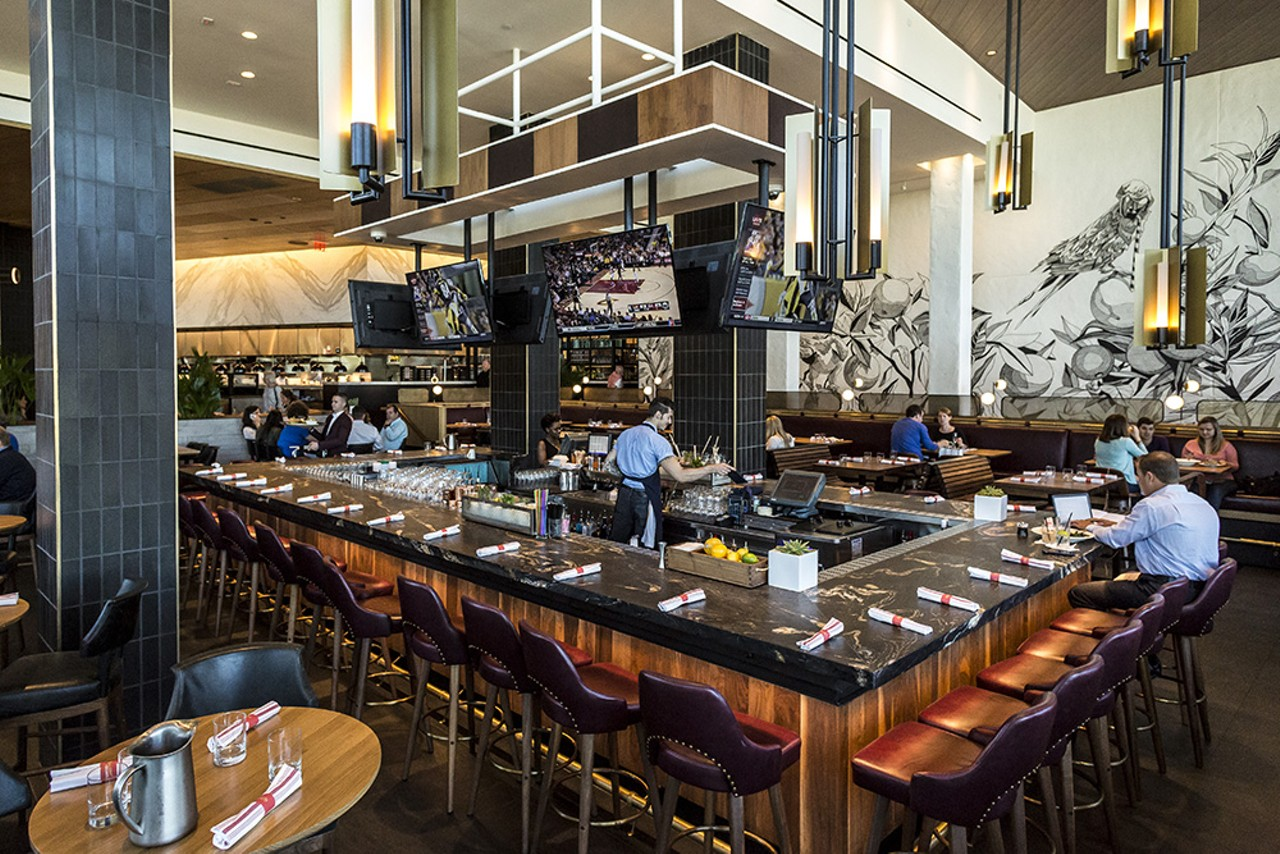 Canadian import Earls Kitchen  Bar brings globally