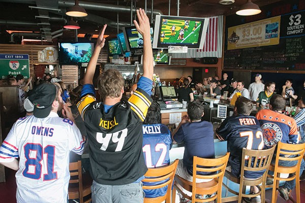 Pittsburgh City Paper Image Archives Best Sports Bar