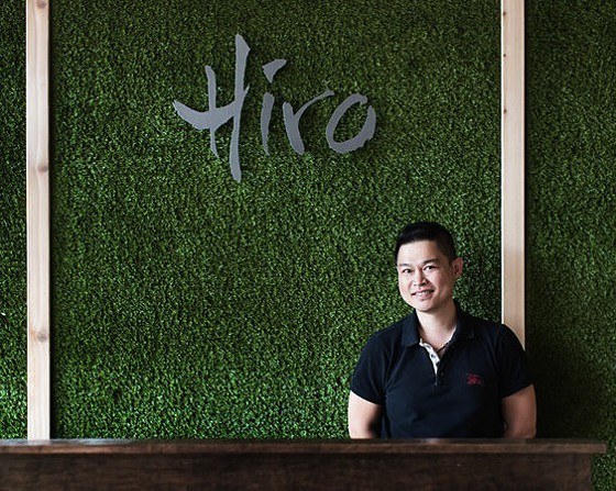 Hiro Asian Kitchen Owner Bernie Lee Opening His