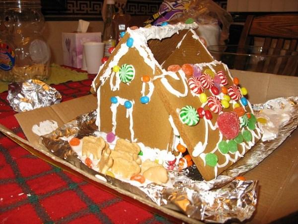 Ten Epic Gingerbread House Fails Food Blog