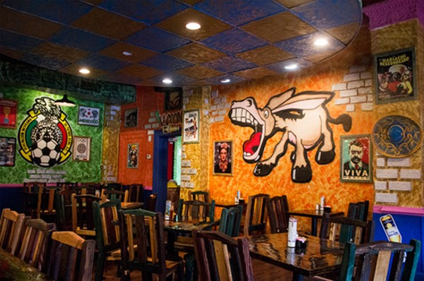 El Burro Loco a New Traditional Mexican Restaurant in the