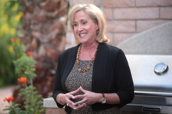 AntiTrump Activists Aim to Put Ann Wagner in the Hot Seat
