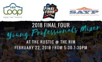 Final Four Happy Hour | The Rustic | Special Events | San ...