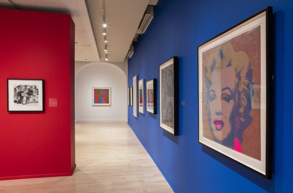 Pop Art Museums Paintings