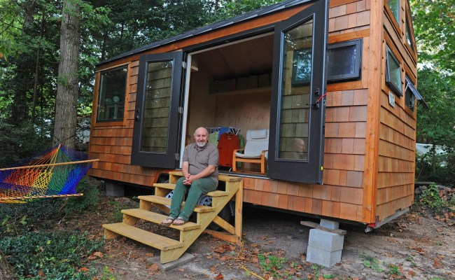 Close Quarters Inside Richmond S Tiny Houses Cover