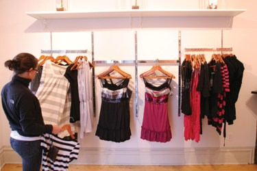 clothing boutique pea sweet womens shopping retail services halifax thecoast