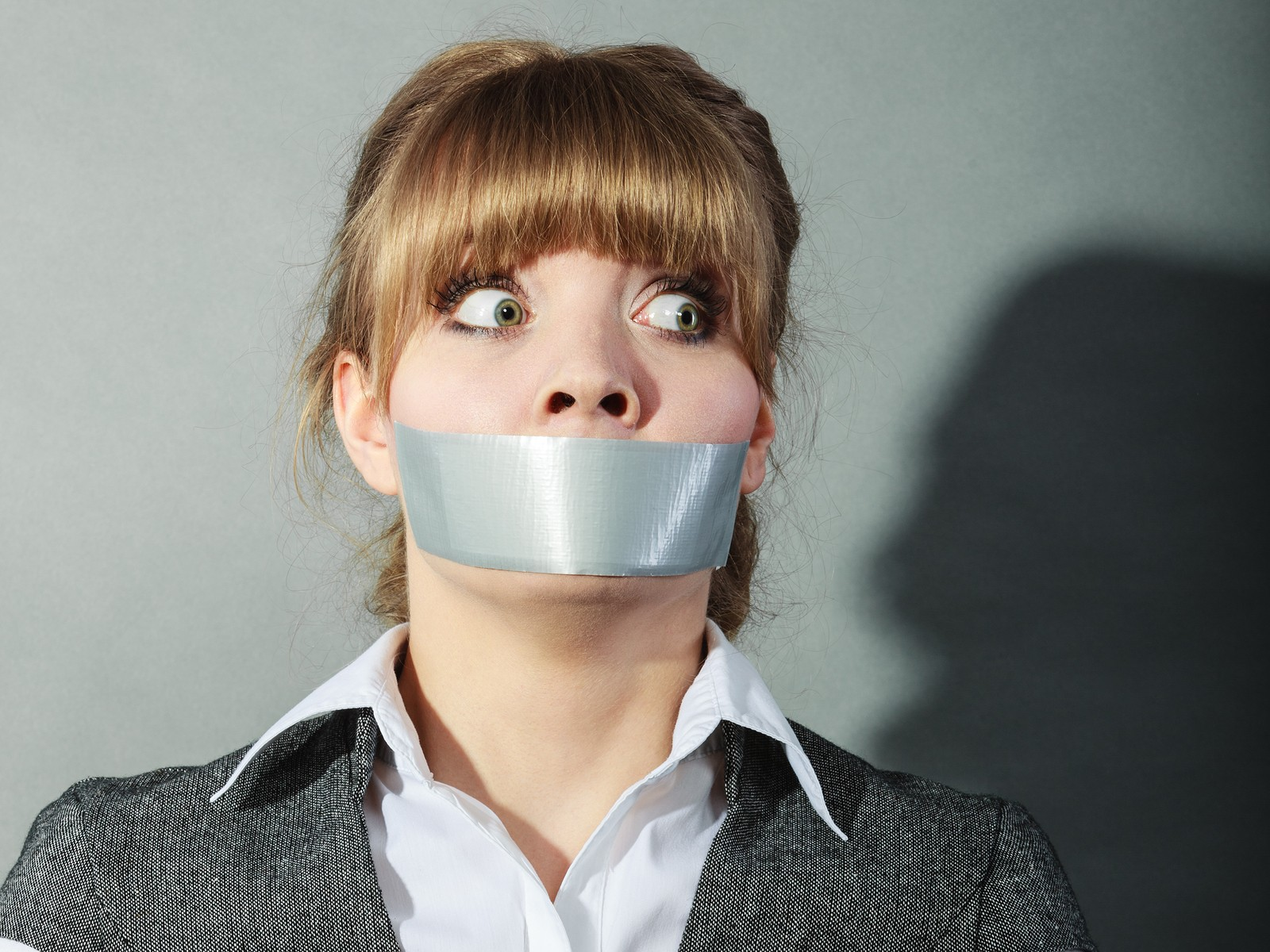Girl With Mouth Taped Shut Wallpaper Danehy Danehy Tucson Weekly