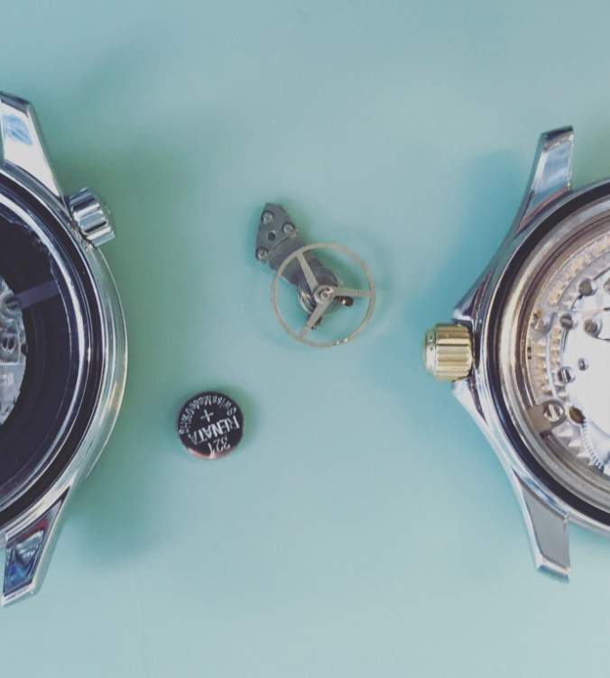 ba3a6bcbd What?s the difference between a mechanical watch and a quartz? - Fix ...
