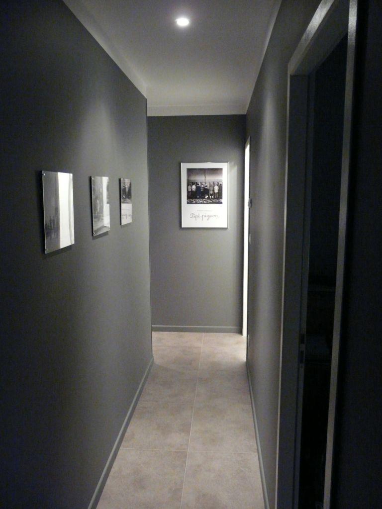 Poser Du Carrelage Dans Un Couloir