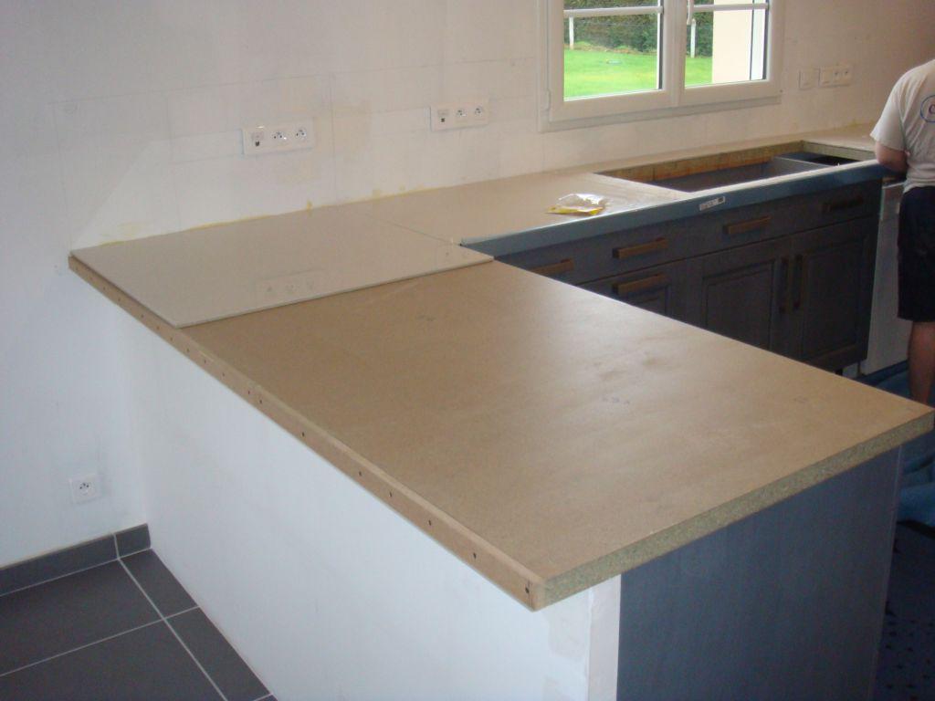 construction bar de separation cuisine