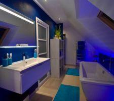 salle de bain meubles alinea