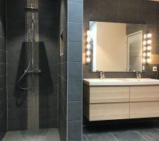 salle de bain meubles ikea