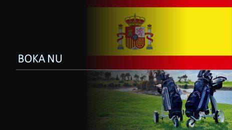 Alquile su material de golf en Mallorca