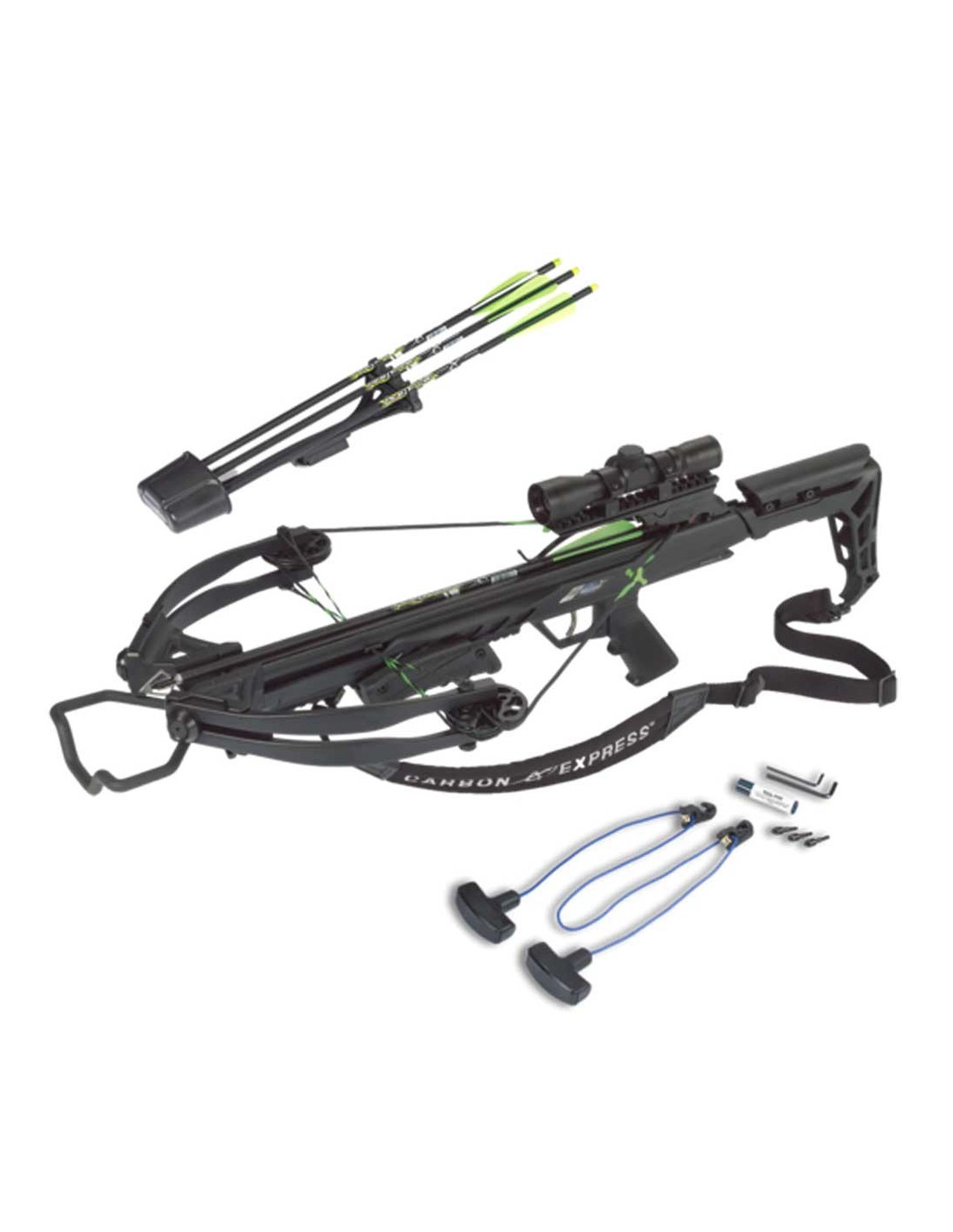Crossbow Carbon Express Blade BK 165 lbs 330 fps