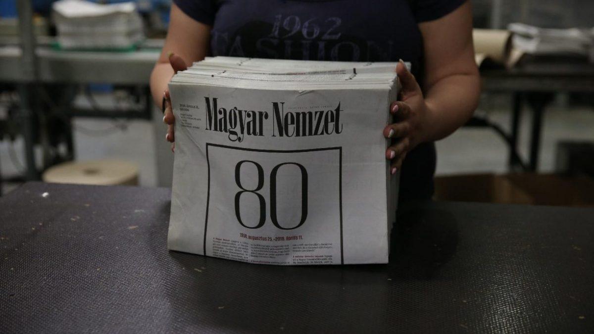 Magyar Nemzet. Fotó: Máté Péter / Magyar Nemzet