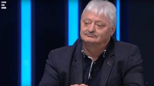 Gajdics Ottó, a Karc FM főszerkesztője az Echo TV-ben