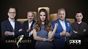 Az RTL Klub Cápák Között c, műsorának cápái