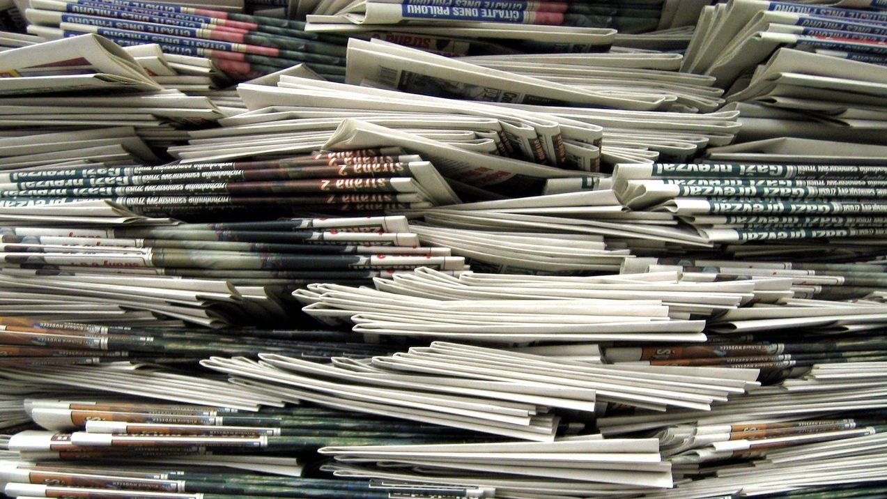 újság, print, sajtó