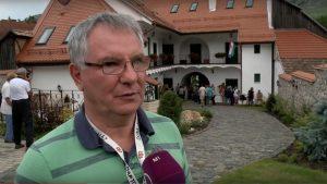 Dobos Menyhért, a Duna Médiaszolgáltató Zrt. vezérigazgatója