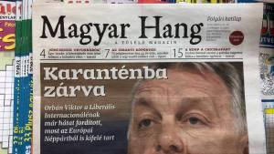 A Magyar Hangot is karanténba zárnák? Fotó: Ladányi András, Media1