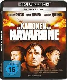 Die Kanonen von Navarone (4K Ultra HD)