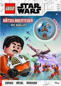 Lego Star Warstm Rätselabenteuer Mit Rebellen