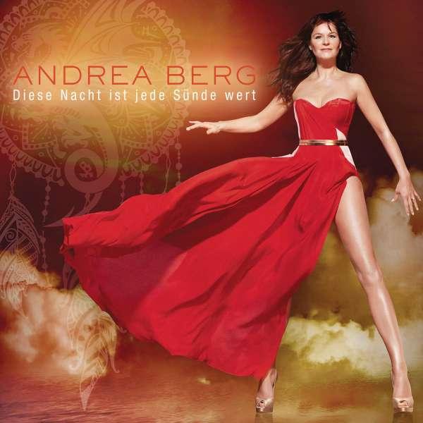 Andrea Berg Diese Nacht ist jede Snde wert MaxiCD  jpc