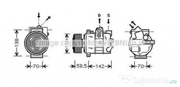 Radiator racire ulei PEA3285 PEUGEOT 206 hatchback (2A/C