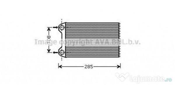 Radiator habitaclu ai6223 audi a4 (8e2, b6) 1.9 tdi 85kw