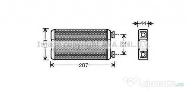 Radiator clima BWA5370 BMW 5 (F10, F18) ActiveHybrid 225kw