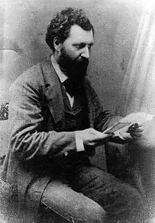 Louis Riel (ci-dessus en 1875) a mené l'insurrection métisse.