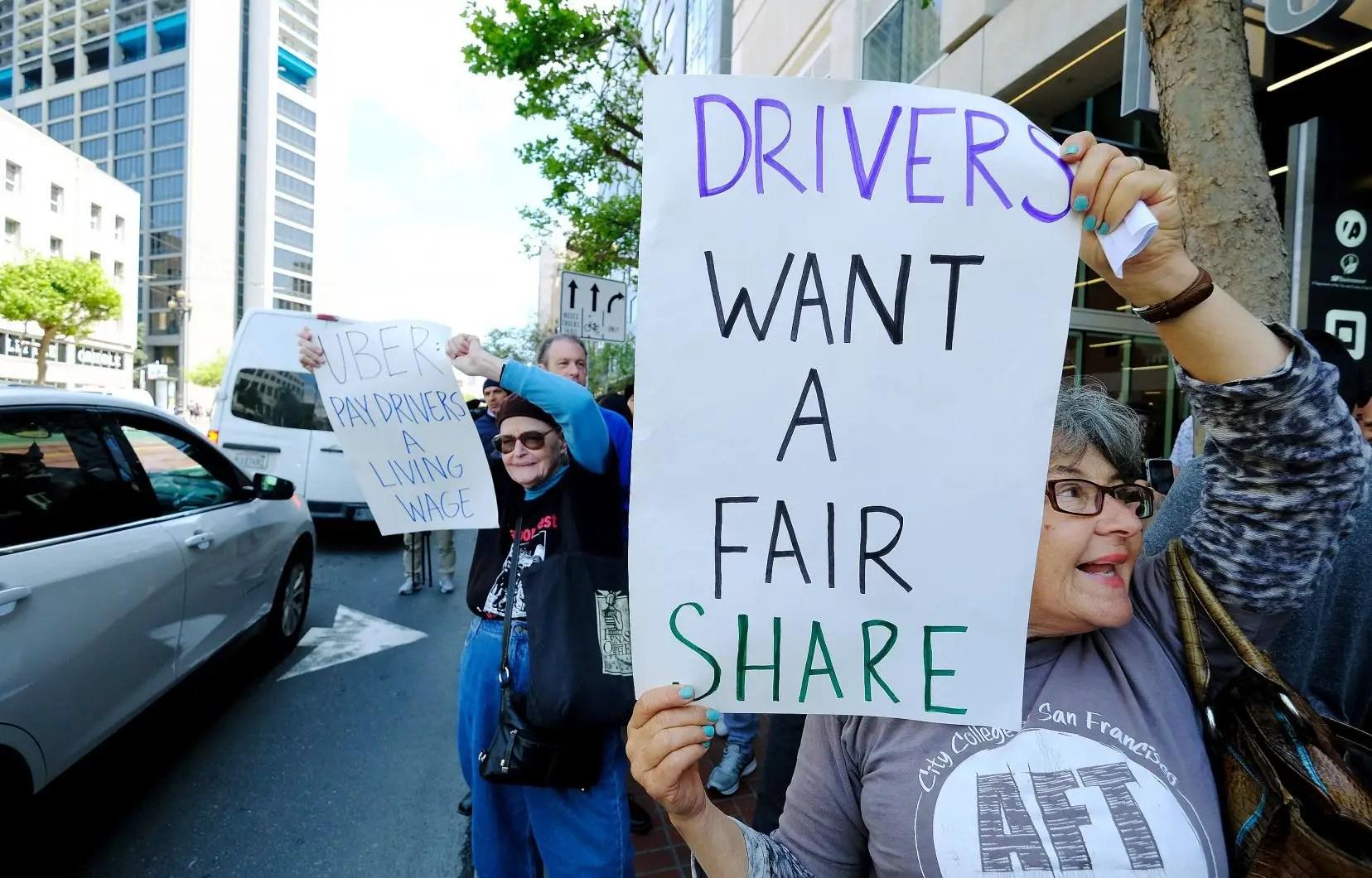 Uber demande à Québec une baisse de la redevance pour les taxis | Le Devoir