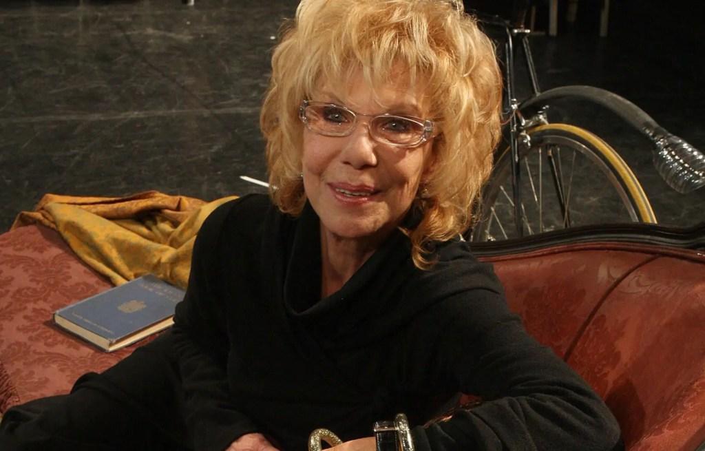 Décès de la comédienne Michelle Rossignol