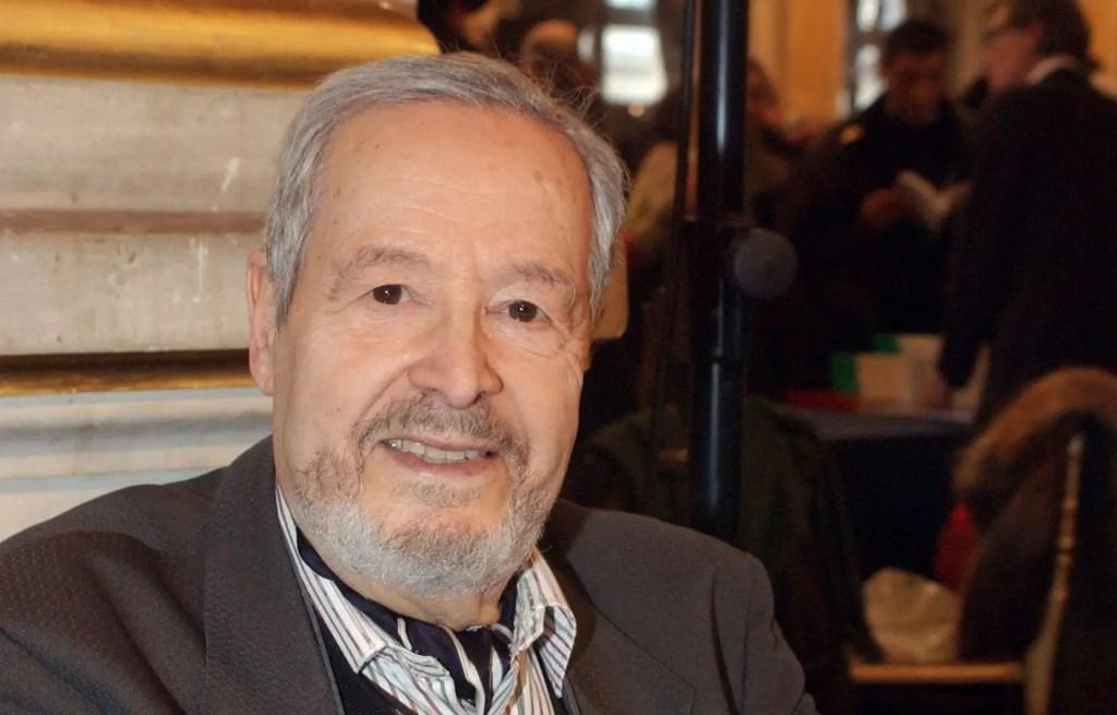 L'écrivain et sociologue Albert Memmi est décédé