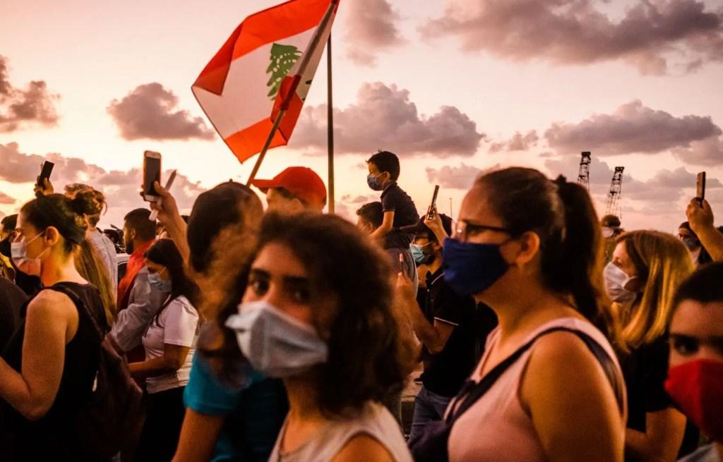 En photos   La désolation à Beyrouth