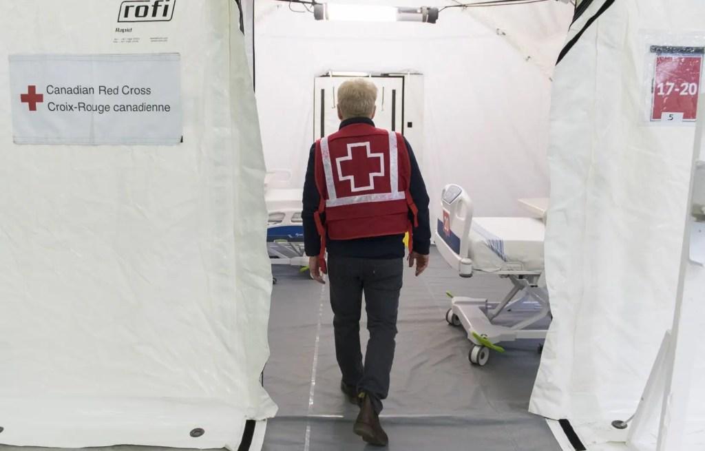 Ottawa accepte que la Croix-Rouge prolonge son aide dans les CHSLD