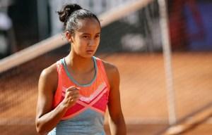 Fernandez rejoint Bouchard au 3e tour à Roland-Garros