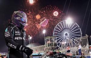 Lewis Hamilton remporte le premier titre de F1 de l'année