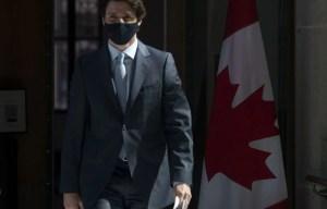 Justin Trudeau s'inquiète de l'avancée du variant britannique