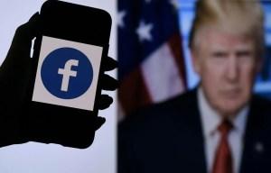 Un comité de surveillance maintient l'exclusion de Facebook de Donald Trump