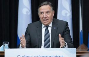 Legault souhaite un plan de déconfinement inspiré de celui de la Saskatchewan