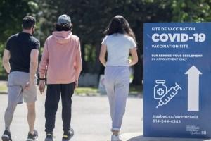 Les cas de COVID-19 continuent de diminuer au Québec