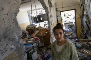 Besoins sanitaires pour près de 200 000 personnes à Gaza