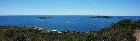 panorama na putu ka Milni