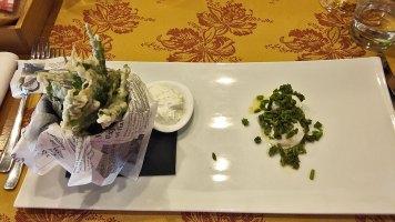 povrće u tempuri, hrskavo i ukusno