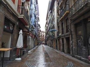 kišne uličice starog dela