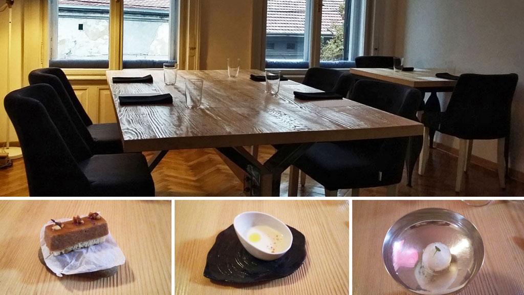 Iris - prvi pravi fine dining restoran u Beogradu