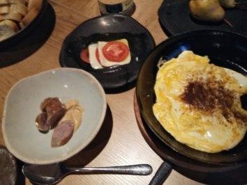 drugi deo jaja i kobaja napravljna prethodne večeri