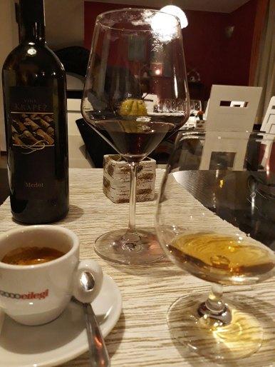 digestivo, kafica i krapež