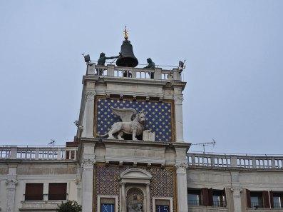 St. Marko clock tower